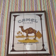 Carteles: CUADRO ESPEJO CAMEL. Lote 263043305