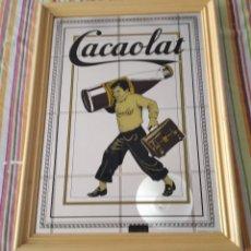 Carteles: CUADRO ESPEJO CACAOLAT. Lote 263043405