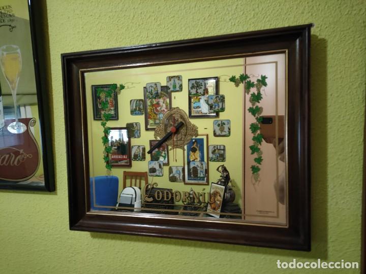 Carteles: Espejo cartel publicidad cava españoles 11 cuadros freixenet castellblanch codorniu etc - Foto 8 - 266344688
