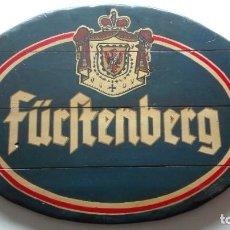 Carteles: CARTEL CERVEZA FURSTENBERG. Lote 277706103