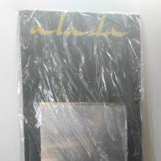 Carteles: CARTEL PUBLICITARIO MYRURGIA ALADA. SIN USO. Lote 282480318
