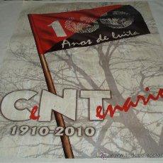 Carteles Políticos: CARTEL DE LA CNT GALLEGO. Lote 25896245