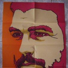 Affissi Politici: BONITO CARTEL DEL CHE . 8 OCTUBRE 1973 - DIA DEL GUERRILLERO HEROICO - CUBA. Lote 27605818