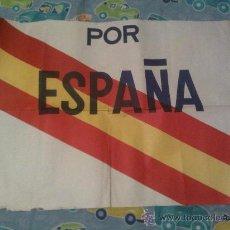 Plakate Politik - Cartel político patriota POR ESPAÑA (años 70-80) - 28916586