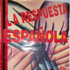 Carteles Políticos: CARTEL FALANGE ESPAÑOLA- ORIGINAL. Lote 31574613