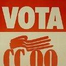 Carteles Políticos: CARTEL CC.OO. TU SINDICATO - EL TEU SINDICAT. CATALUNYA .1980. 70X100. POLÍTICA. Lote 33955428