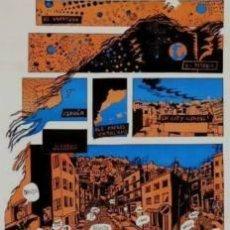 Carteles Políticos: CARTEL EL UNIVERSO...EL BARRIO PROSPERITAT.C.1978.32X44. Lote 33970887