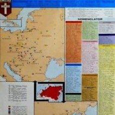 Carteles Políticos: CARTEL ALIANZA DEL CREDO. 1967. 50 X 69 CM.. Lote 33983358