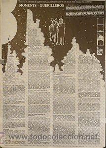 CNT LA ALTERNATIVA SINDICAL. CA. 1976. 43 X 61 CM. ESPAÑA (Coleccionismo - Carteles gran Formato - Carteles Políticos)
