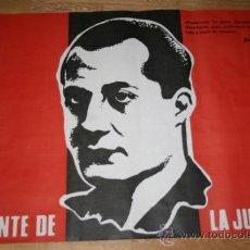 Carteles Políticos: CARTEL POLITICA - FRENTE DE LA JUVENTUD 100X70CM. Lote 111422090