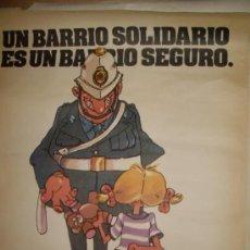 Carteles Políticos: CARTEL PARTIDO COMUNISTA. Lote 36143216
