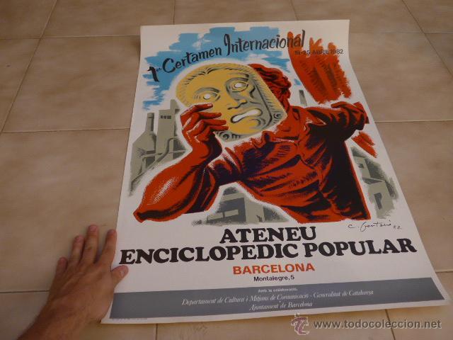 Carteles Políticos: Lote 9 cartel politico transicion de la CNT anarquista, originales. - Foto 8 - 49793031