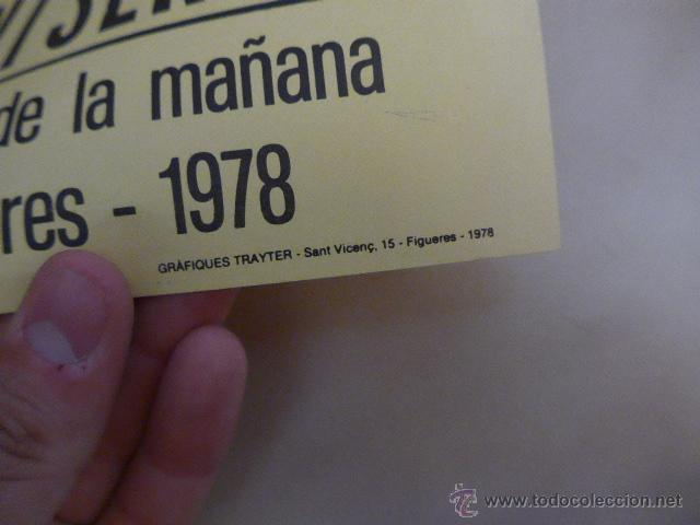 Carteles Políticos: Lote 9 cartel politico transicion de la CNT anarquista, originales. - Foto 11 - 49793031