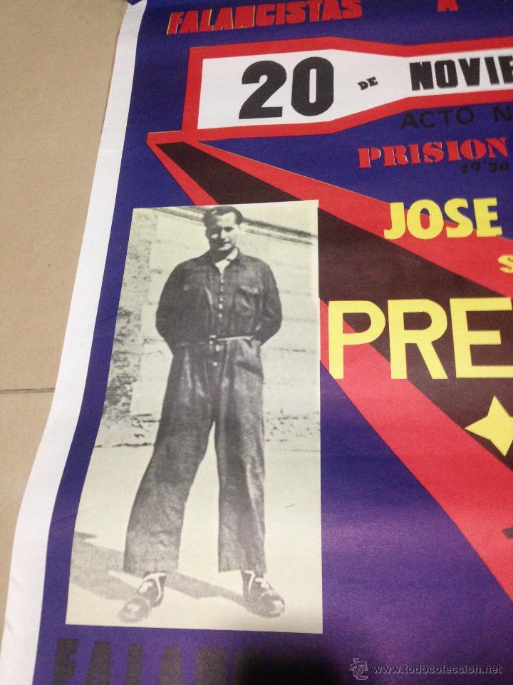 Carteles Políticos: VARIOS CARTELES, FALANGISTAS A ALICANTE ·· FALANGE ESPAÑOLA ·· J.O.N.S ·· - Foto 13 - 51074387