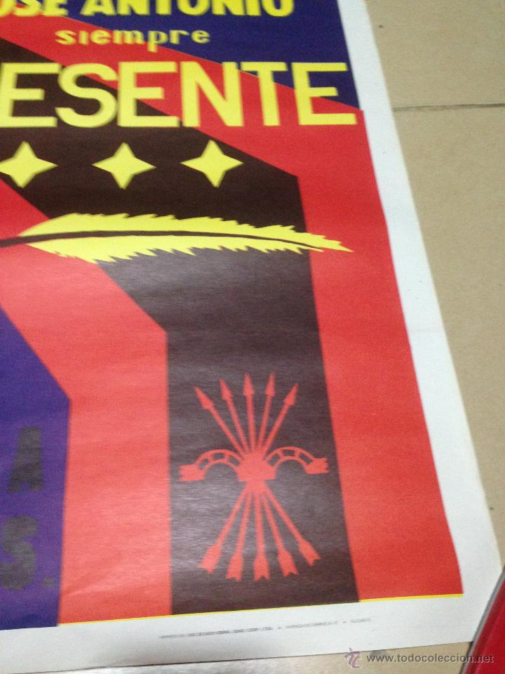 Carteles Políticos: VARIOS CARTELES, FALANGISTAS A ALICANTE ·· FALANGE ESPAÑOLA ·· J.O.N.S ·· - Foto 15 - 51074387