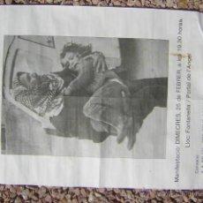 Affissi Politici: NO AL GENOCIDI.... Lote 51219388
