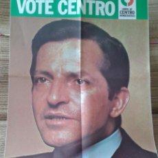 Affissi Politici: CARTEL GRAN FORMATO UCD ADOLFO SUAREZ. Lote 52955235