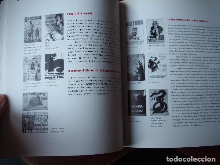 Carteles Políticos: El Cartells de la Democràcia - 1976 - 2000 Catálogo fondo carteles políticos - Texto bilingüe - Foto 4 - 76671387