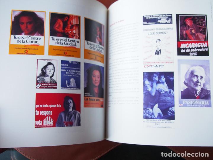 Carteles Políticos: El Cartells de la Democràcia - 1976 - 2000 Catálogo fondo carteles políticos - Texto bilingüe - Foto 7 - 76671387