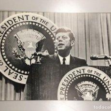 Carteles Políticos - Cartel original - JOHN F. KENNEDY - Ediposter - 1967 - 84x59 cm - 85906572