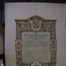 Carteles Políticos: CARTEL SOMATENES ARMADOS CATALUÑA -EMILIO BARRERA -AÑO 1923 -MONTSERRAT - MIDE 44 X 60 CM -VER FOTOS. Lote 94060055