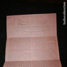 Carteles Políticos: REVISTA MUNDO OBRERO PCE AGOSTO 1976, SUPLEMENTO AL NUMERO 7. 10 PÁG PARTIDO COMUNISTA. Lote 95276403
