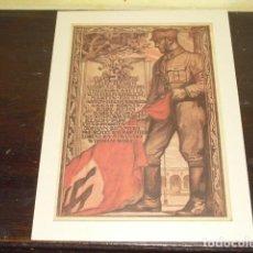 Carteles Políticos: CARTEL PROPAGANDA III REICH - 9 NOVEMBER 1923 -. Lote 97066511
