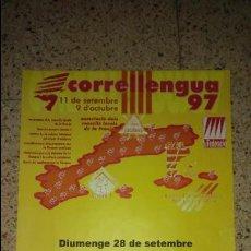 Plakate Politik - CARTELL CARTEL POSTER POLITICO CAL llengua correllengua ACPV país valencia - 102607523