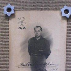 Carteles Políticos: CARTEL JOSÉ ANTONIO PRIMO DE RIVERA 1915. Lote 116106279