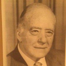 Carteles Políticos - TARRADELLAS EL NOSTRE PRESIDENT CARTEL POSTER ORIGINAL 1977 FOTO A. PUIGRAVES 68 X 44 MBE - 122884295