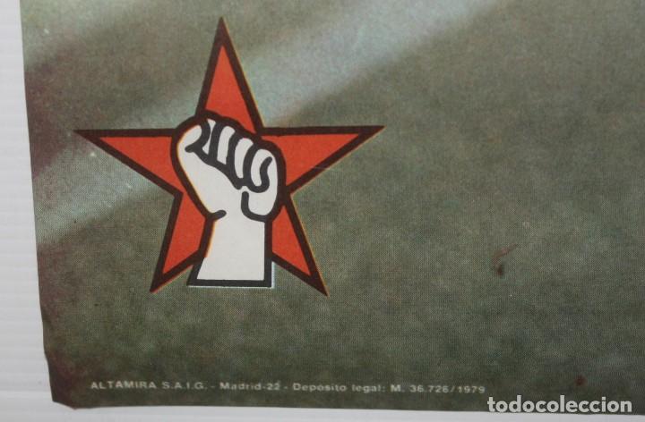 Carteles Políticos: 14 CONGRESO JUVENTUDES SOCIALISTAS-BARCELONA 1979. - Foto 2 - 140547666
