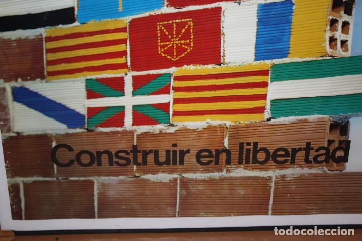 Carteles Políticos: CARTEL DEL 28 CONGRESO DEL PSOE-17-20 MAYO 1979-MADRID. - Foto 3 - 140563622
