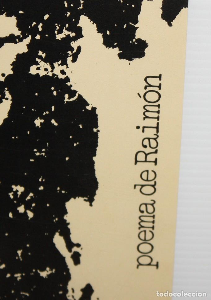Carteles Políticos: RAIMÓN-I EN SOM MOLTS MÉS DELS QUE ELLS VOLEN I DIUEN-CARTEL POLITICO.1976. - Foto 4 - 140563990