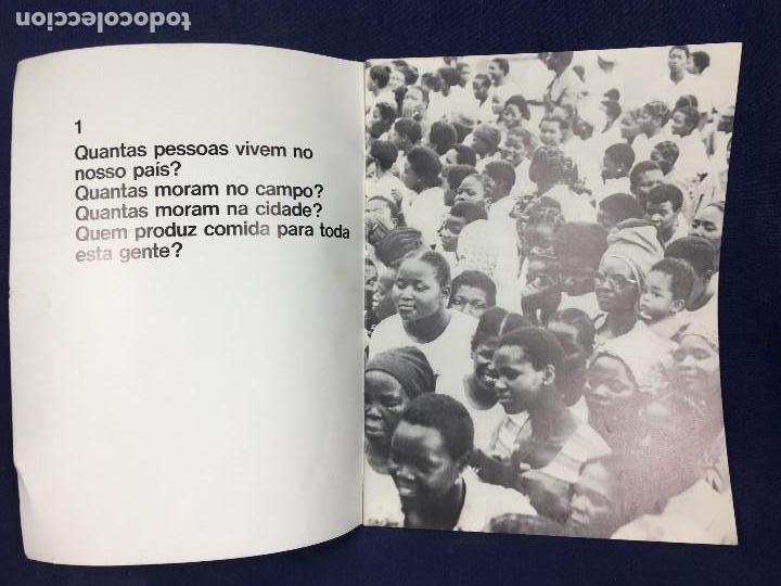 Carteles Políticos: como podemos melhorar nossa vida mozambique moçambique desarrollo politica gran folleto divulgación - Foto 2 - 144433950