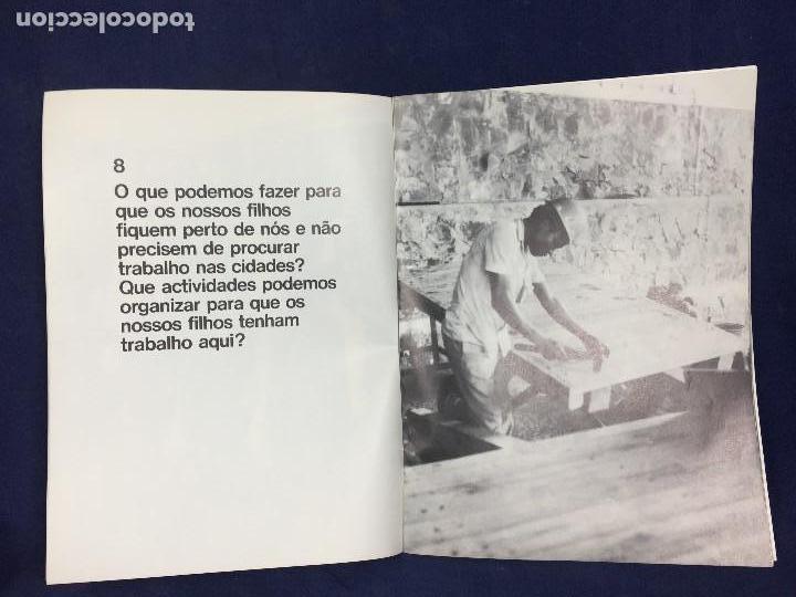 Carteles Políticos: como podemos melhorar nossa vida mozambique moçambique desarrollo politica gran folleto divulgación - Foto 3 - 144433950