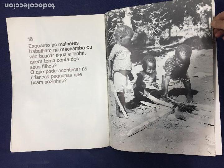 Carteles Políticos: como podemos melhorar nossa vida mozambique moçambique desarrollo politica gran folleto divulgación - Foto 4 - 144433950
