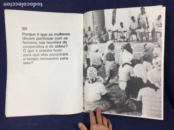 Carteles Políticos: como podemos melhorar nossa vida mozambique moçambique desarrollo politica gran folleto divulgación - Foto 5 - 144433950