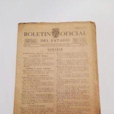 Carteles Políticos: BOE 16 DE MARZO DE 1941. Lote 160015250