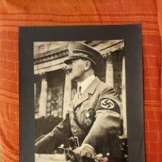 Carteles Políticos: PÓSTER ADOLF HITLER. Lote 192782052