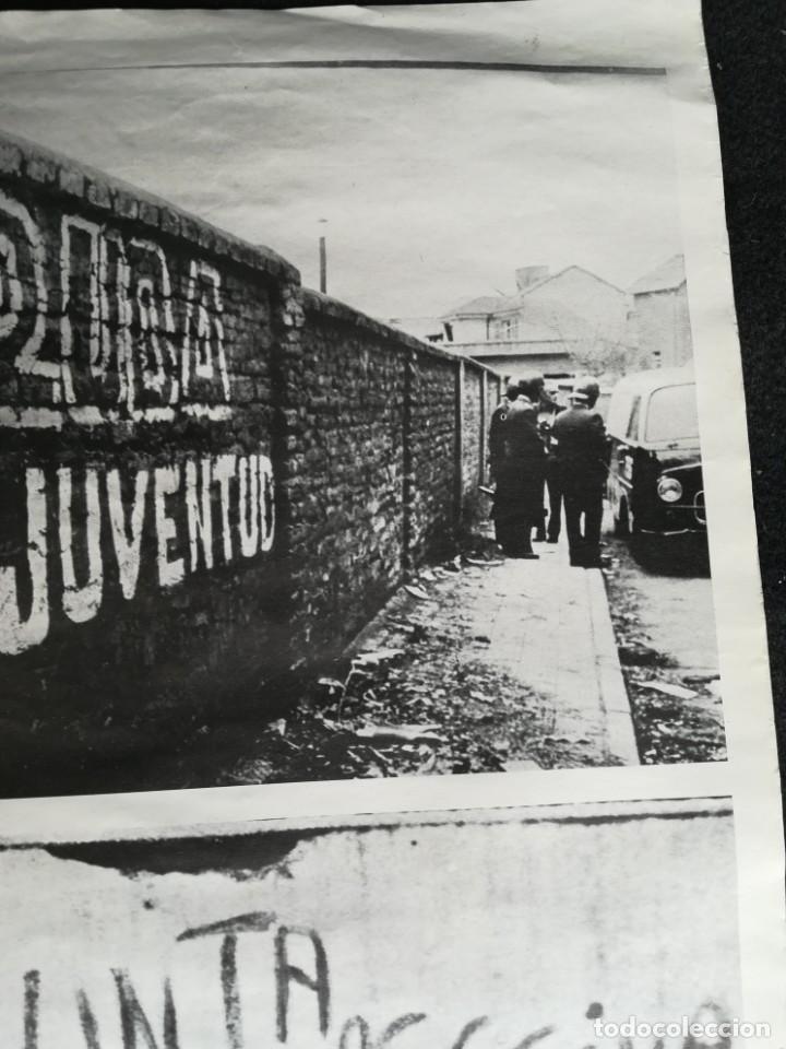 Carteles Políticos: CARTEL 49 x 69 cms. 1975 ASSOCIAZIONE ITALIA-CILE SALVADOR ALLENDE - Foto 6 - 195291217