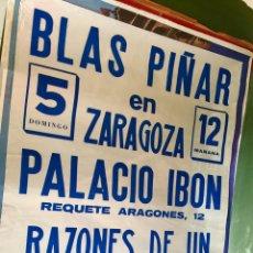Carteles Políticos: RARO CARTEL POLÍTICO,FUERZA NUEVA,FUERZA JOVEN,UNIÓN NACIONAL,,TRANSICIÓN POLÍTICA,,COLECCIONISMO. Lote 199063725