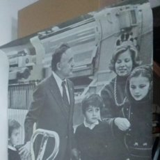 Carteles Políticos: ANTIGUO CARTEL UCD - RICARDO DE LA CIERVA - MURCIA - ELECCIONES GENERALES 1977 - GRAN FORMATO.. Lote 202853485