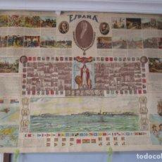 Carteles Políticos: CARTEL SEGUNDA REPUBLICA, ASAMBLEA CONSTITUYENTE, NICETO ALCALA ZAMORA, GOBIERNO PROVISIONAL 1931 +. Lote 202860557