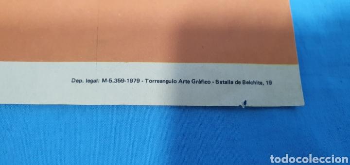 Carteles Políticos: Cartel original propaganda electoral vota ucd Adolfo Suárez 1979 - Foto 2 - 207534405