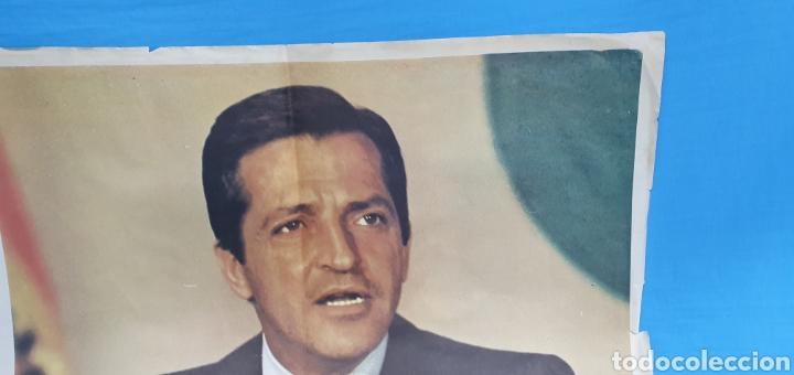 Carteles Políticos: Cartel original propaganda electoral vota ucd Adolfo Suárez 1979 - Foto 4 - 207534405