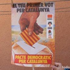 Affiches Politiques: CARTEL POLITICO. Lote 219305022