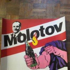 Affiches Politiques: CARTEL MOLOTOV. Lote 220184603