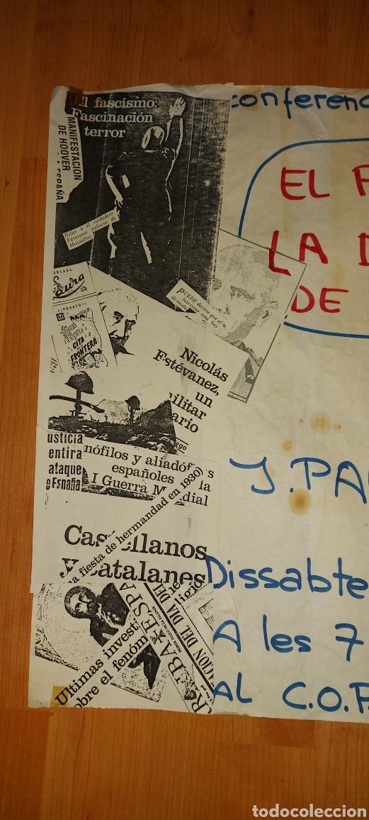 Carteles Políticos: Cartel político CORP J. Palet 1976 El poder en la dinàmica de grup - Foto 2 - 228793605