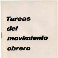Affissi Politici: FOLLETO PSUC 1977. Lote 237713955