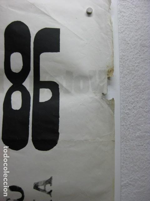 Carteles Políticos: cartel politico 11 setembre per la revolucio i la independencia fossar moreres pl. catalunya bcn - Foto 3 - 255969760